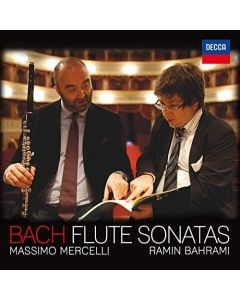 Flute Sonatas with personalized Autograph of the Artist