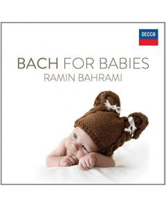 Ramin Bahrami Bach for Babies with personalized Autograph of the Artist