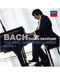 The Well-Tempered Clavier Book I with personalized Autograph of the Artist