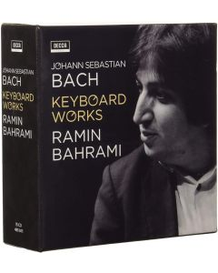 Keyboard Works (Box Set) with personalized Autograph of the Artist