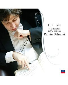The Sonatas BWV 963-968 with personalized Autograph of the Artist